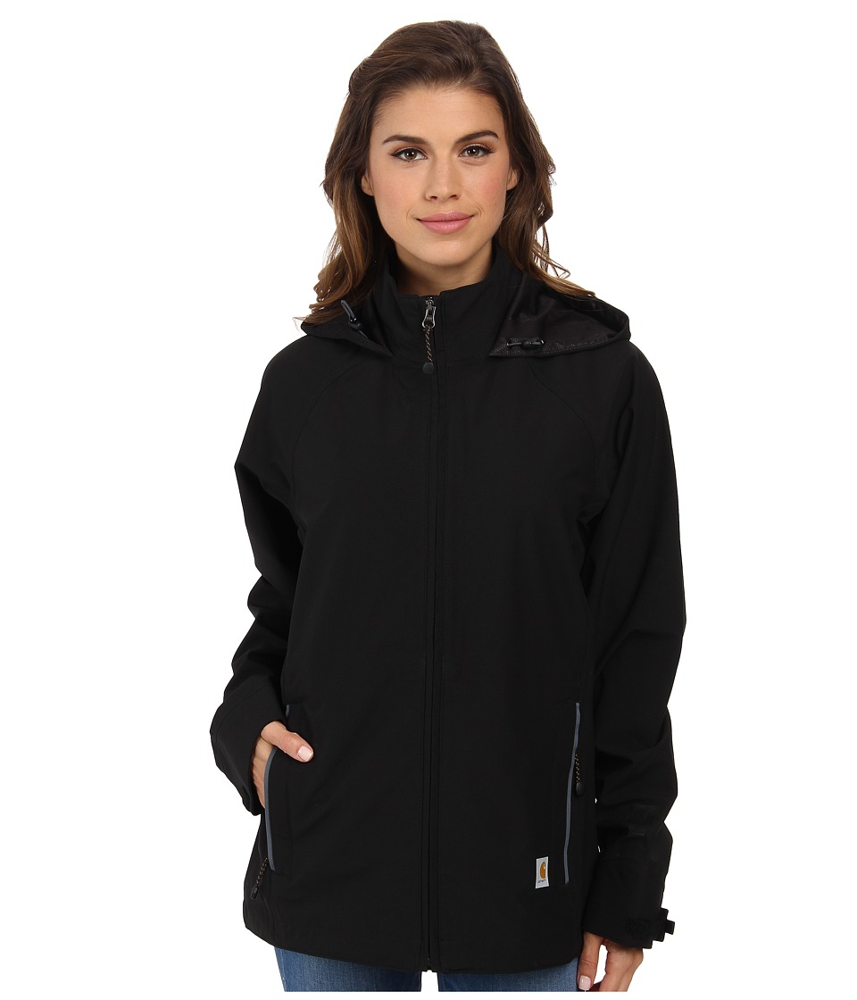 Carhartt - Force Equator Jacket (Black) Women's Coat