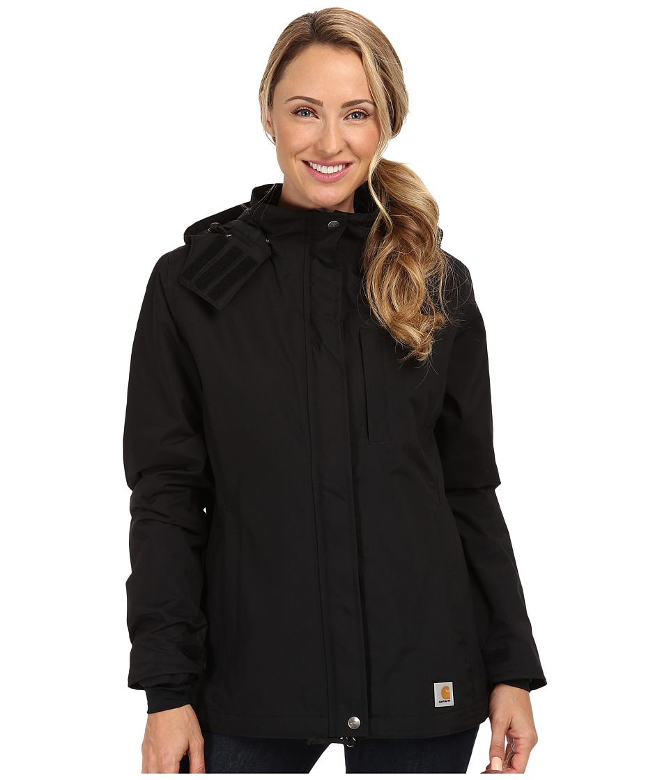 Carhartt - Cascade Jacket (Black 1) Women's Coat
