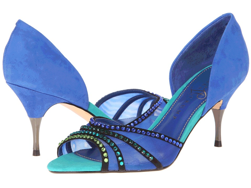 Ivanka Trump - Nola (Light Sapphire) High Heels