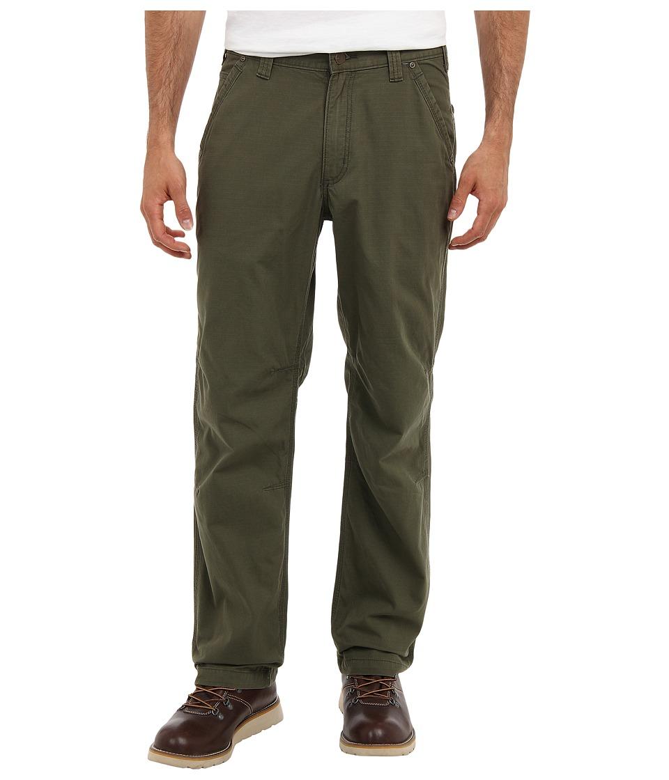 Carhartt - Tacoma Ripstop Pant (Army Green) Men's Casual Pants