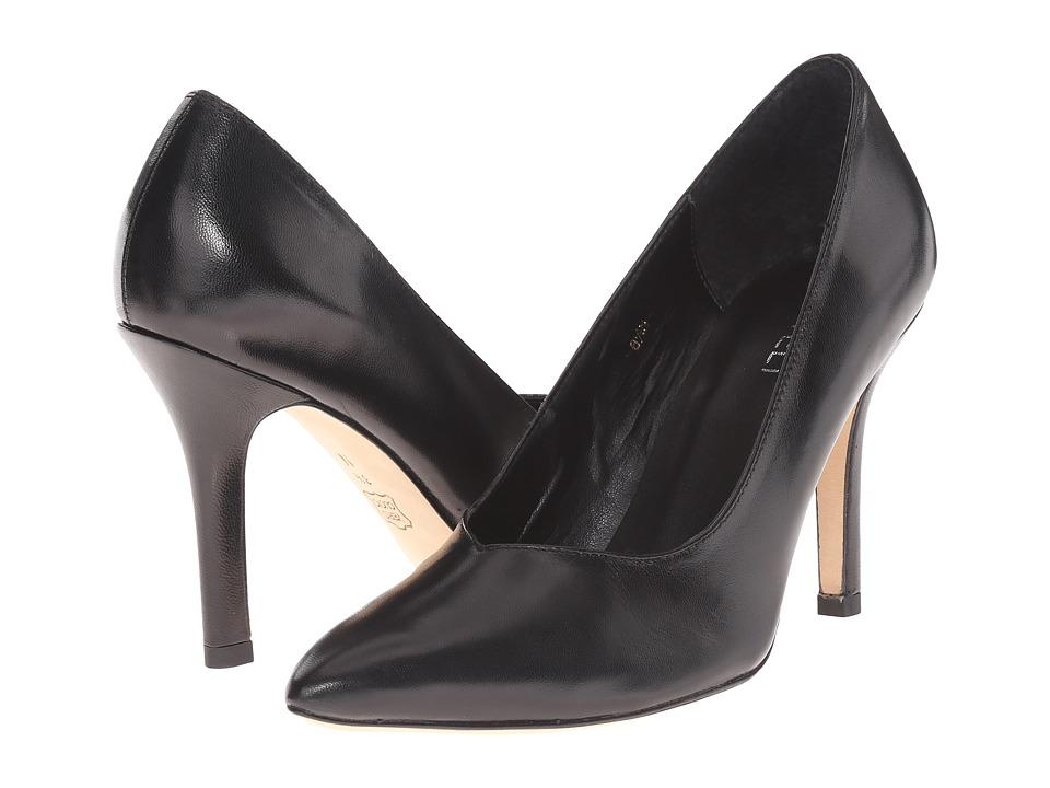 Vaneli - Ileane (Black Kid) High Heels
