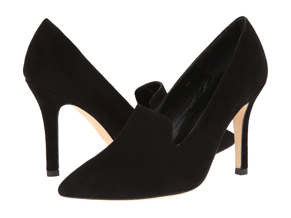 Vaneli - Ilium (Black Asiago Suede) High Heels