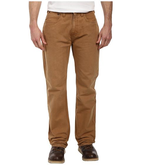 Carhartt - Weathered Duck Five-Pocket Pant (Carhartt Brown) Men