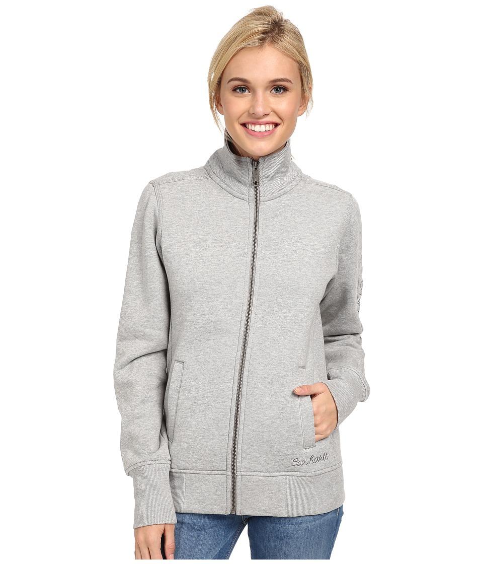 Carhartt - Dunlow Sweatshirt (Asphalt Heather) Women's Sweatshirt