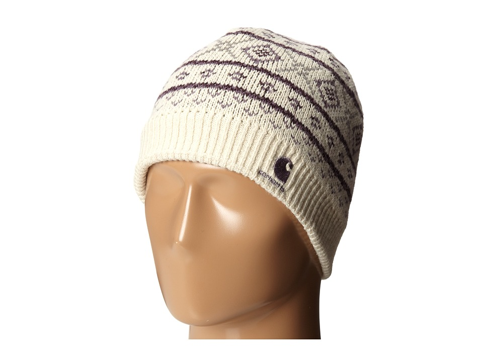 Carhartt - Lonoke Hat (Winter White) Knit Hats