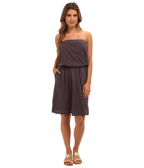 Velvet by Graham & Spencer - Svetlana02 (Smoke) Women's Dress