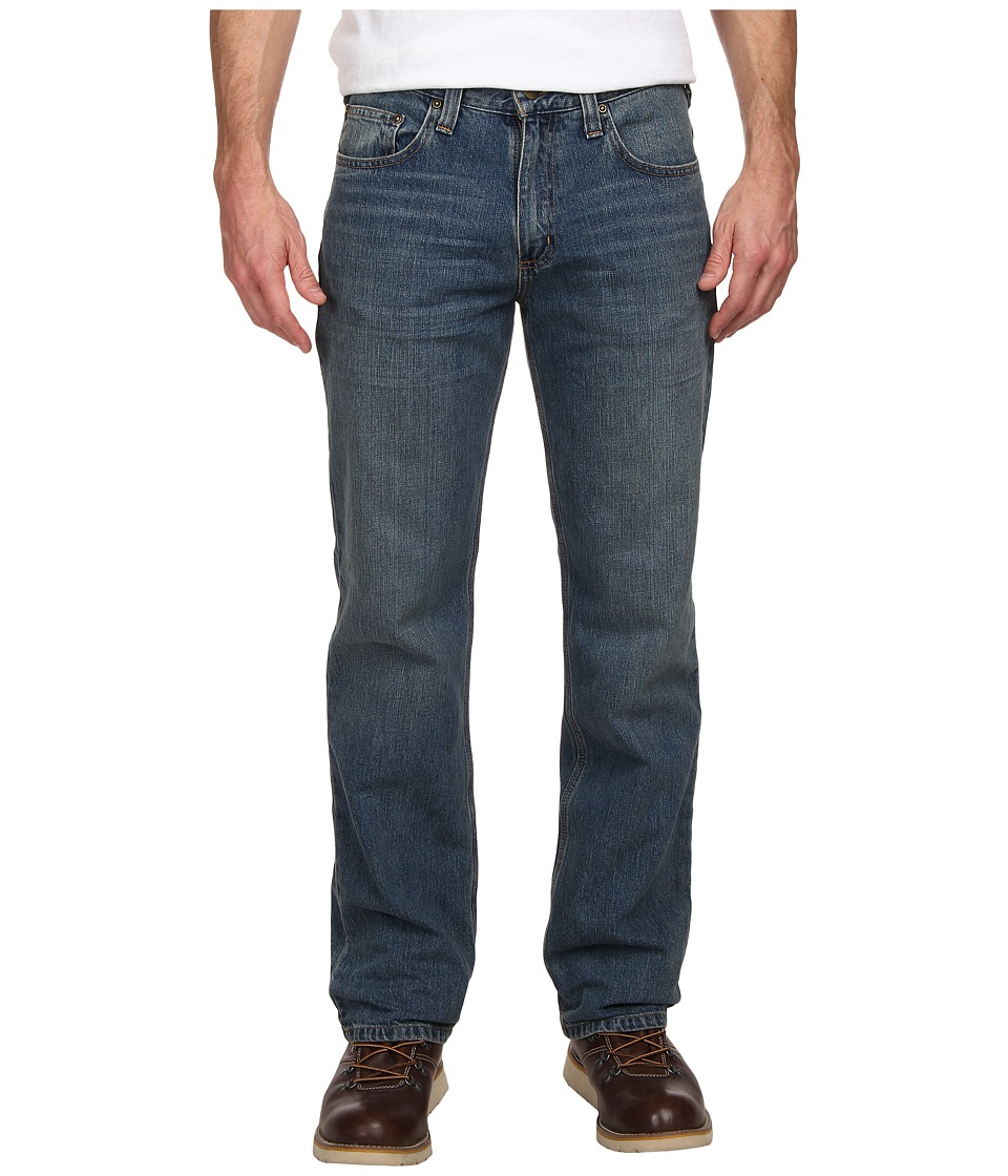 Carhartt - Relaxed Straight Jean - B320 (Pioneer Blue) Men's Jeans