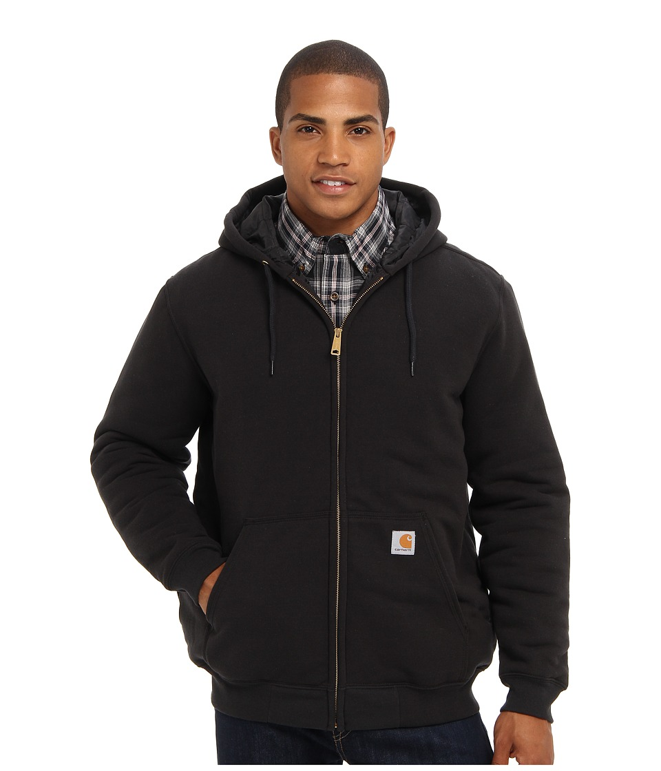 Carhartt - RD Avondale MW 3 Season Sweatshirt (Black) Men's Sweatshirt