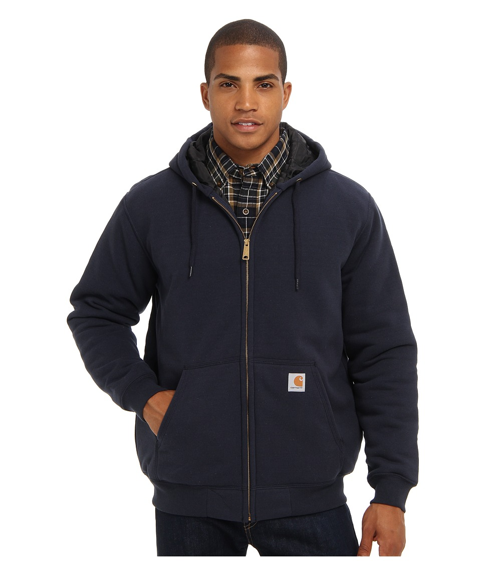 Carhartt - RD Avondale MW 3 Season Sweatshirt (New Navy) Men