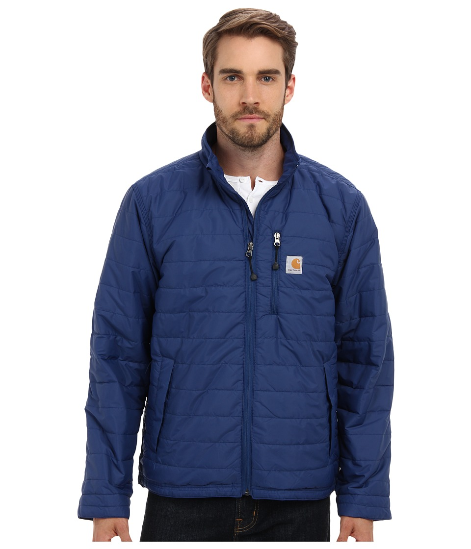 Carhartt - Gilliam Jacket (Dark Cobalt Blue) Men's Coat