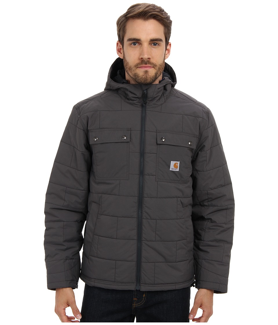 Carhartt - Brookville Jacket (Gravel) Men's Coat
