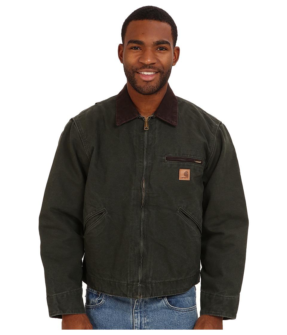 Carhartt - Sandstone Detroit Jacket (Moss) Men's Jacket