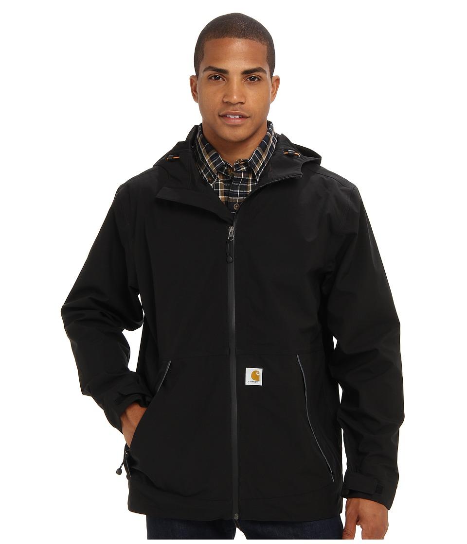 Carhartt - Force Equator Jacket (Black) Men's Coat