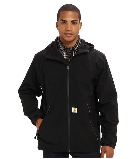 Carhartt - Force Equator Jacket (Black) Men's Coat