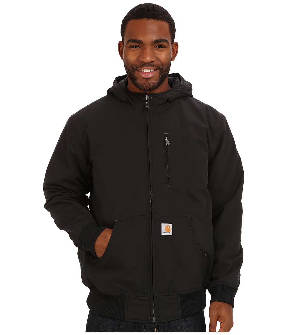 Carhartt - Quick Duck Jefferson Active Jacket (Black) Men's Jacket