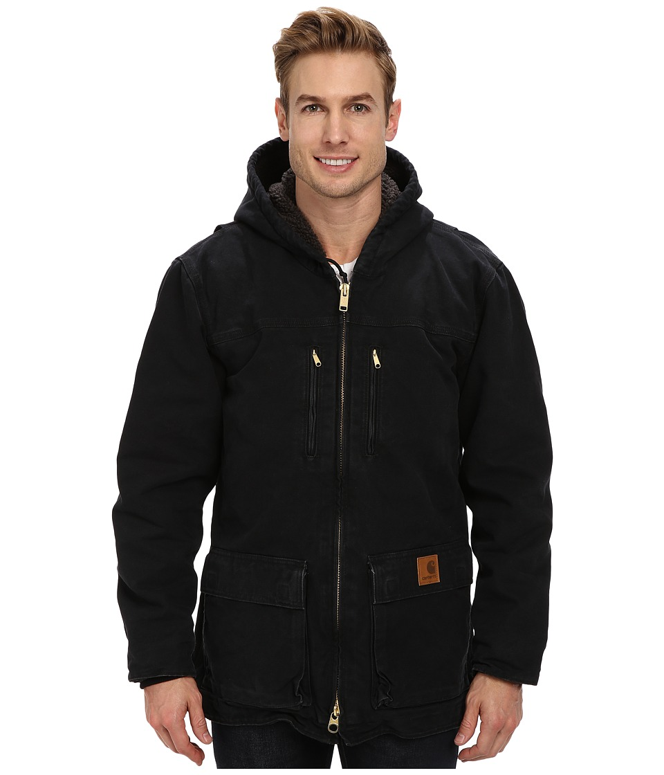 Carhartt - Jackson Coat (Black) Men's Coat