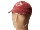 Life is good High 5 Chill Cap (Fresh Cranberry)