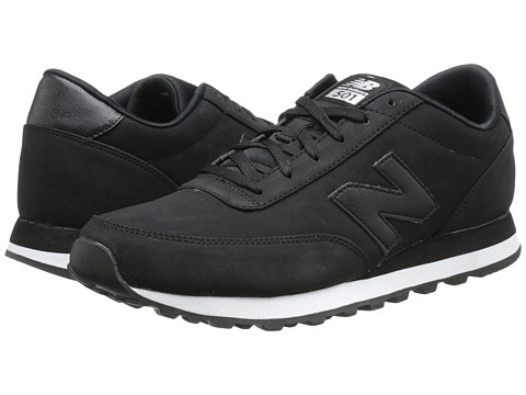 New Balance Classics - ML501 - High Roller (Black) Men's Classic Shoes