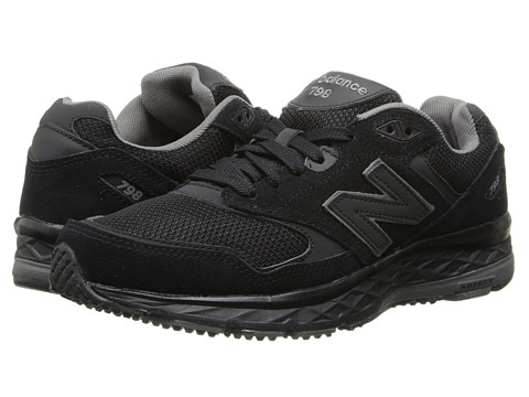 New Balance Classics - ML798 (Black) Men's Classic Shoes