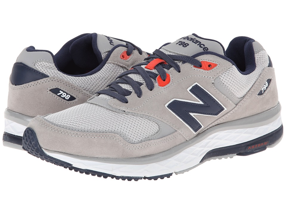 New Balance Classics - ML798 (Grey) Men's Classic Shoes
