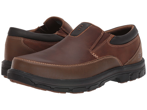 SKECHERS - Segment The Search (Dark Brown) Men