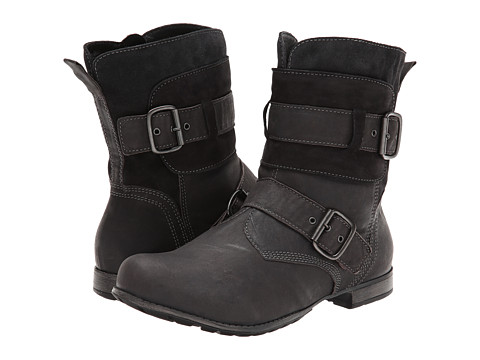 Think! - Denk Buckle Bootie - 83012 (Antrazit/Kombi) Women