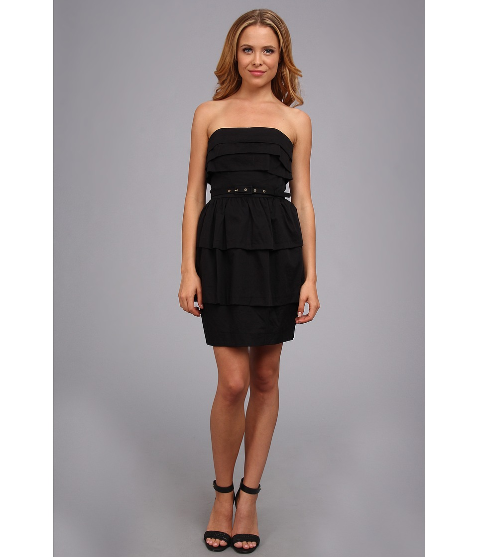 French Connection - All Hail Helen Dress (Black) Women's Dress