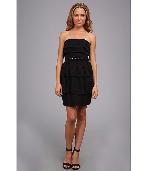 French Connection - All Hail Helen Dress (Black) Women
