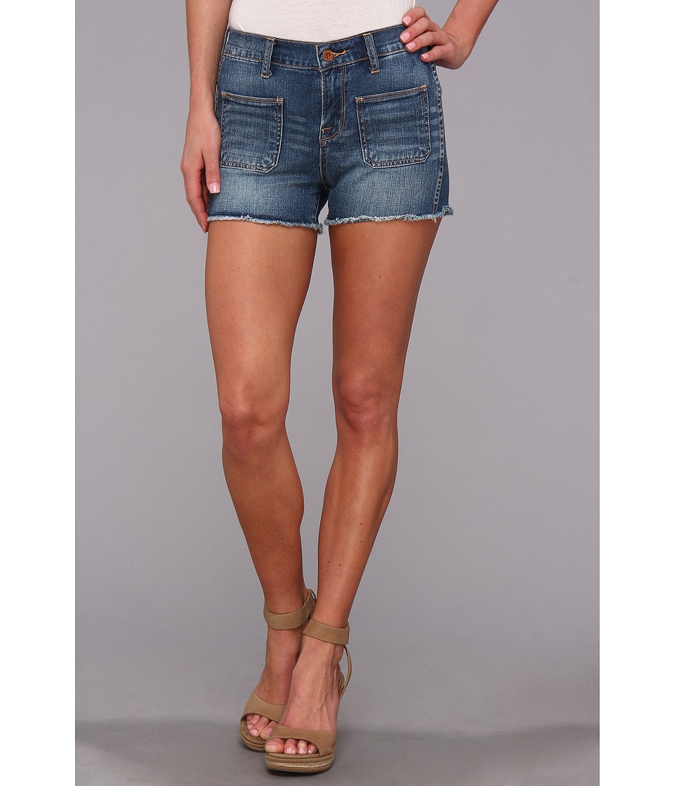 Lucky Brand - Patch Pocket Short (Carter Canyon) Women's Shorts