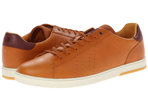Clae - Arthur (Curry Leather) Men's Shoes