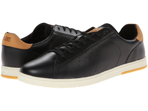 Clae - Arthur (Black Leather) Men's Shoes
