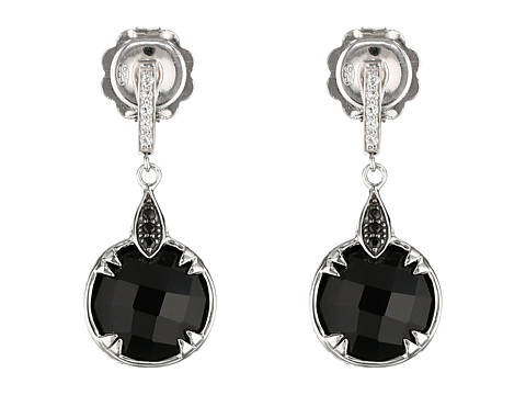 DeLatori - 30-05-P602-25 (Black Onyx/Black Spinel) Earring