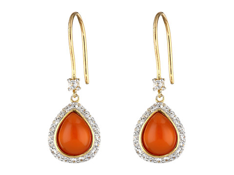 DeLatori - 30-04-P019-14 (Carnelian/Black Spinel) Earring