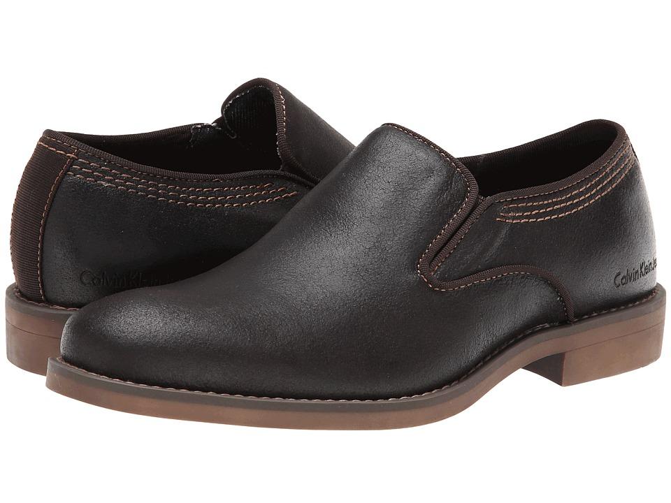 Calvin Klein Jeans - Odell (Dark Brown Leather) Men