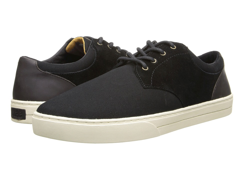 Clae - Rogers (Black Umber Waxed Canvas) Men