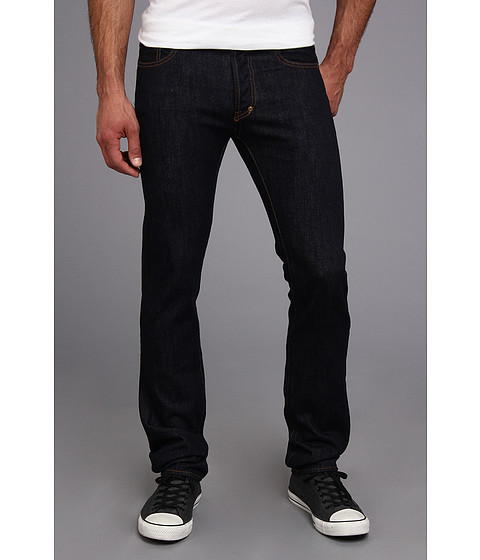 Prps Goods & Co - Rambler Skinny Selvedge in Pressed Rinse (Pressed Rinse) Men