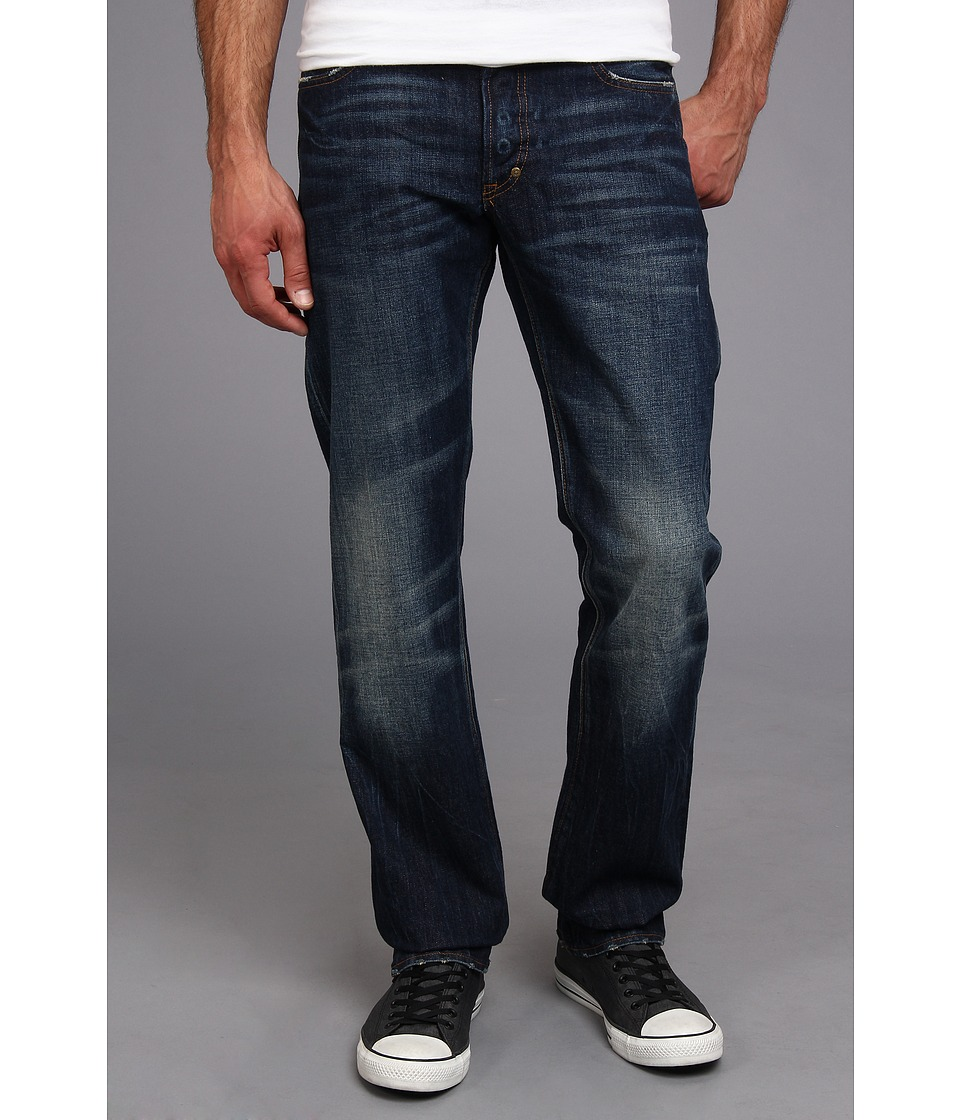 Prps Goods & Co - Barracuda Straight Selvedge in Enzyme (Enzyme) Men's Jeans