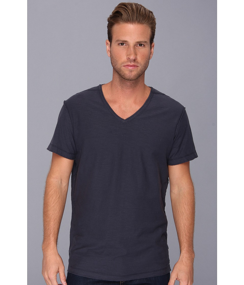 Diesel - T-Tossik Tee (Navy/Blue) Men's Short Sleeve Pullover