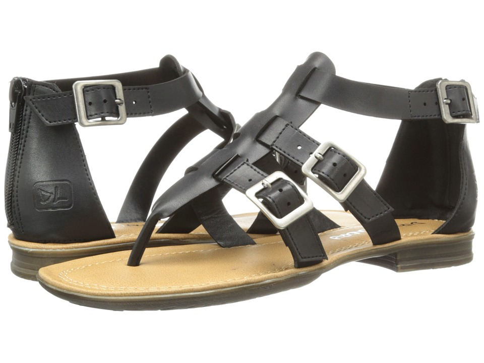 Dirty Laundry - Golightly (Black) Women's Sandals