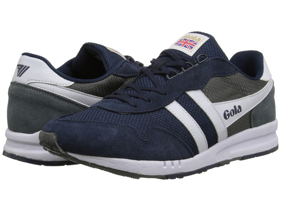 Gola - Katana (Navy/Grey/White) Men's Shoes
