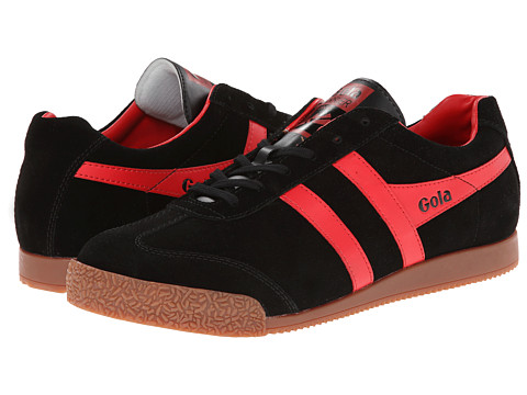 Gola - Harrier (Black/Red/Red) Men