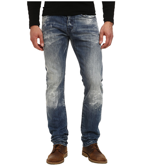 Prps Goods & Co - Light Wash Demon in Indigo (Indigo) Men's Jeans