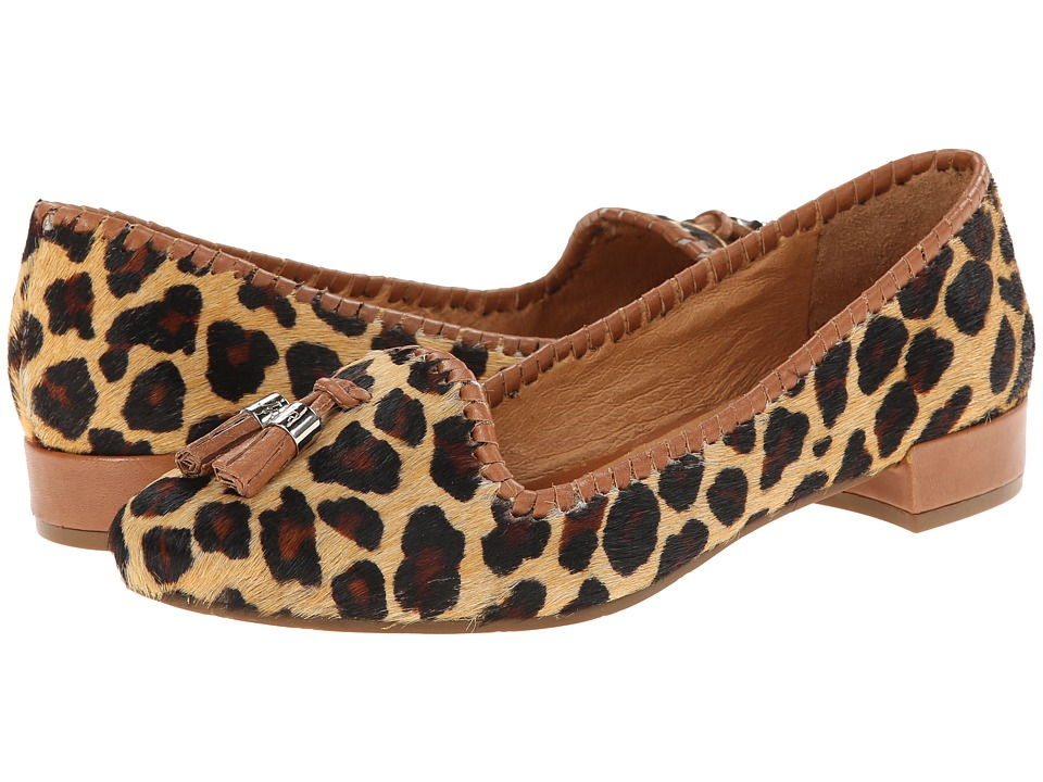 Jack Rogers - Gabrielle Haircalf (Leopard) Women's Shoes