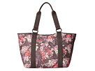 LeSportsac Carryall Tote (Wistful Florals)