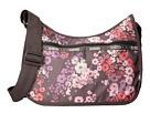 LeSportsac Classic Hobo Bag (Wistful Florals)