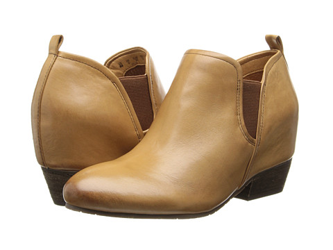 Naya - Felix Hidden Wedge Boot (Spice Girl Tan Leather) Women