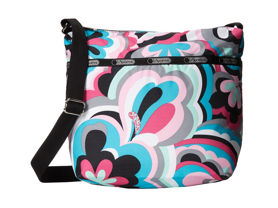 LeSportsac - Small Cleo Crossbody Hobo (Revolve) Cross Body Handbags