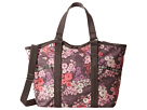 LeSportsac Small Carryall (Wistful Florals)