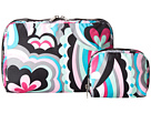 LeSportsac Extra Large Rectangular and Square Cosmetic Combo (Revolve) Cosmetic Case