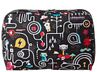 LeSportsac Extra Large Rectangular and Square Cosmetic Combo (Teleport) Cosmetic Case